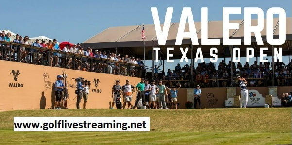 2018 Valero Texas Open Live Stream