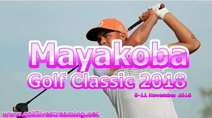 Mayakoba Golf Classic 2018 Live