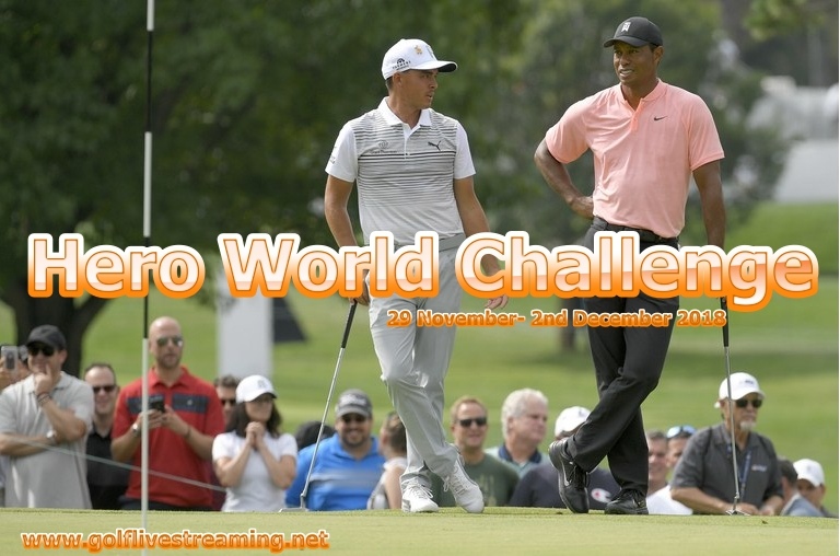Hero World Challenge 2018 Live Stream