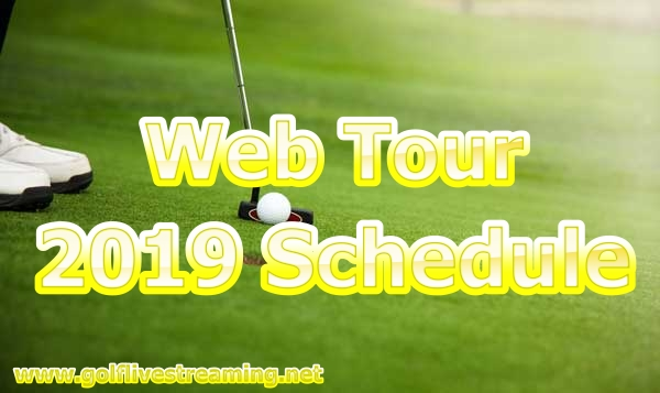 Web Tour 2019 Golf Fixture