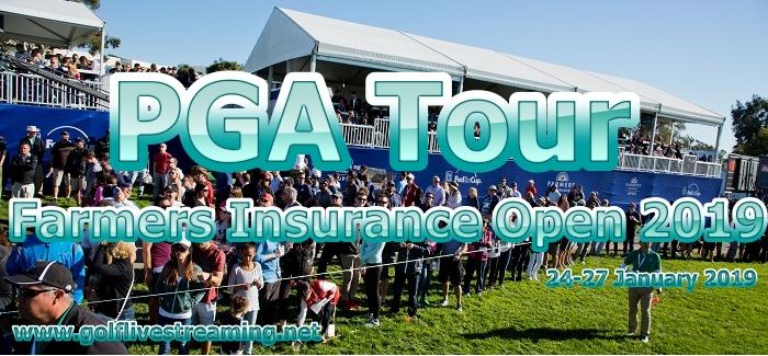 Farmers Insurance Open 2019 Golf Tournament