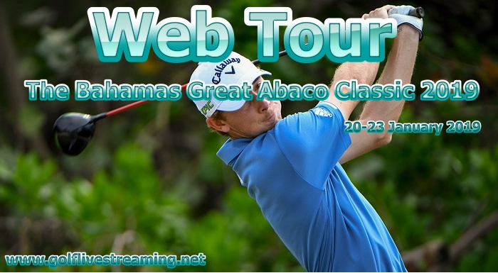 The Bahamas Great Abaco Classic 2019 Web Tour