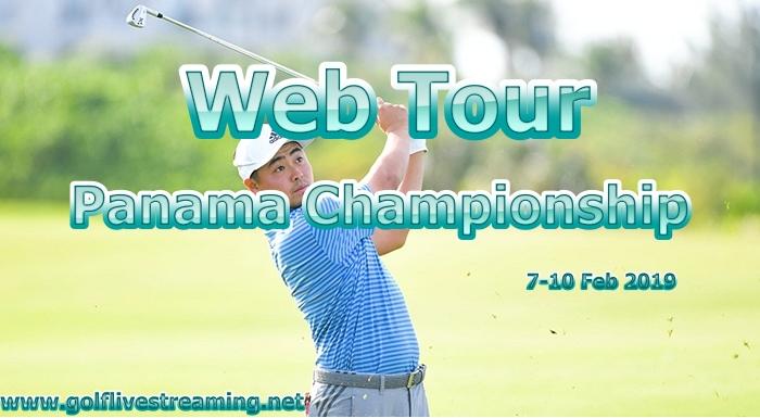 Panama Championship Golf 2019 Live Stream