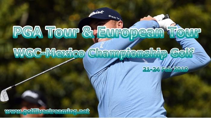 WGC-Mexico Championship Golf Live Stream 2019