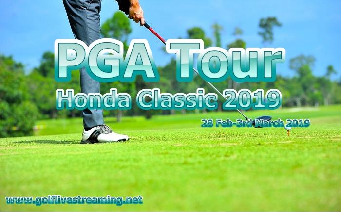 Honda Classic 2019 PGA Tour Stream