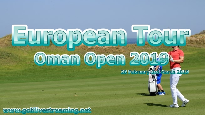 Oman Open 2019 Golf Live Stream