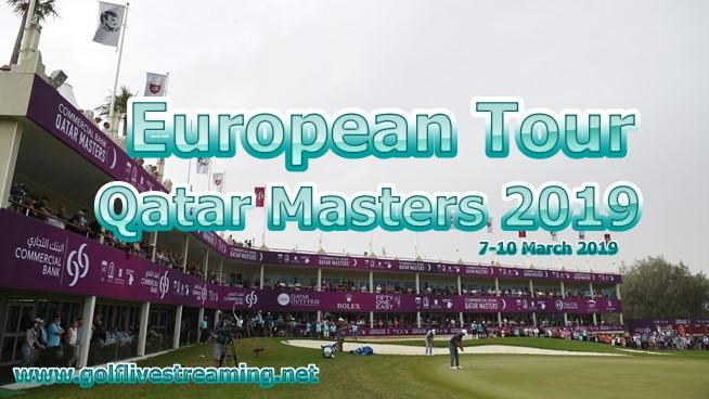 Qatar Masters 2019 Golf Live