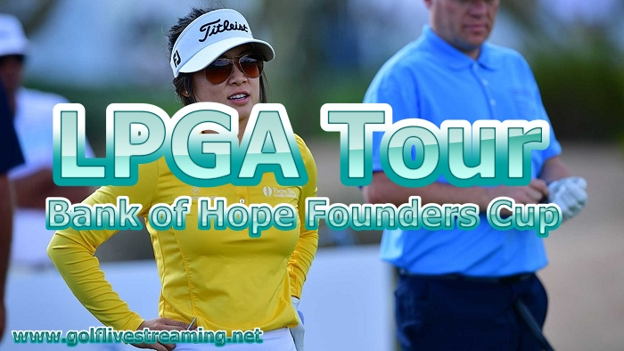 Bank of Hope Founders Cup Golf Stream