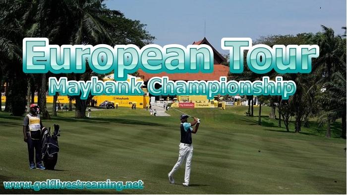 Maybank Championship Golf Live