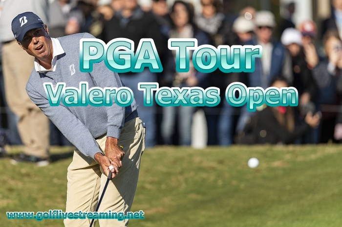Valero Texas Open 2019 Golf Stream