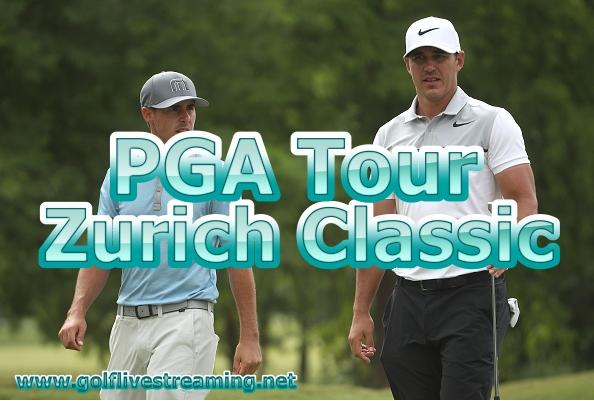 Zurich Classic Golf Stream Live