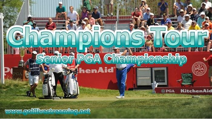 Senior PGA Championship Live Stream