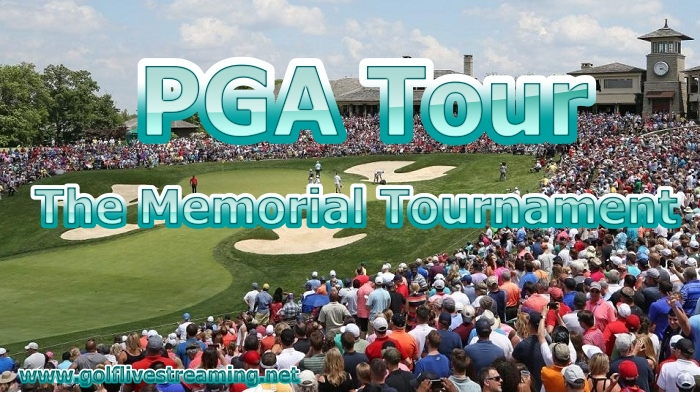 The Memorial Tournament Golf Live Stream