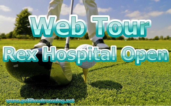 Rex Hospital Open Golf Live Online