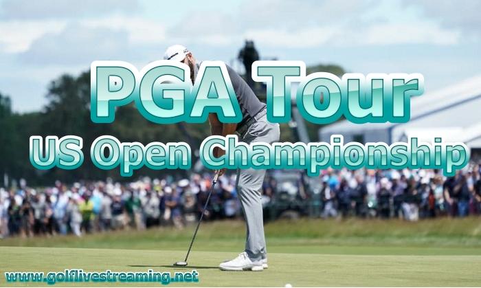 US Open Championship Golf Live Stream