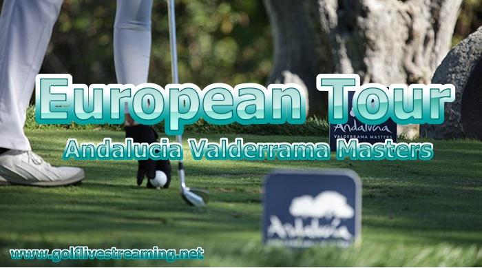 Andalucia Valderrama Masters Live Stream
