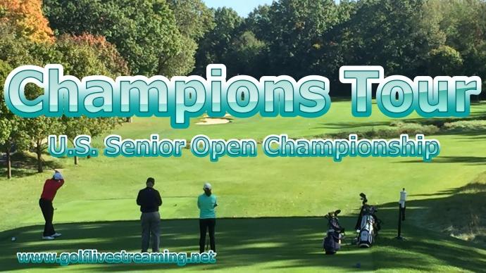 U.S. Senior Open Championship Live Stream