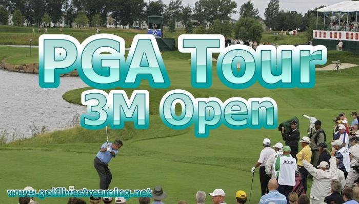 3M Open PGA Golf Live Stream
