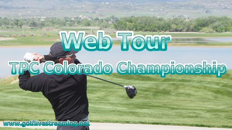 TPC Colorado Championship Golf Live Stream