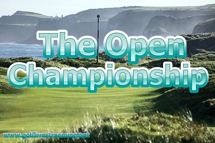 The Open Championship Live Stream