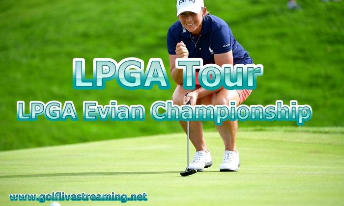 LPGA Evian Championship Live Stream