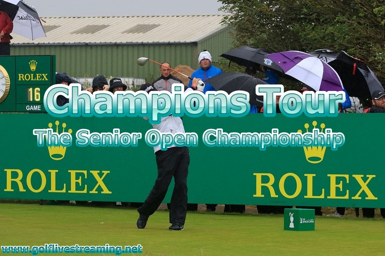 The Senior Open Championship Live Stream