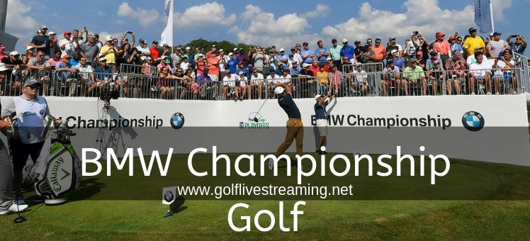 BMW Championship Golf Live Stream