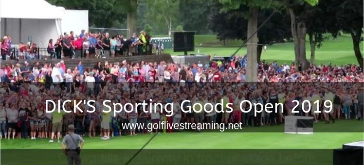 DICKS Sporting Goods Open Live Stream
