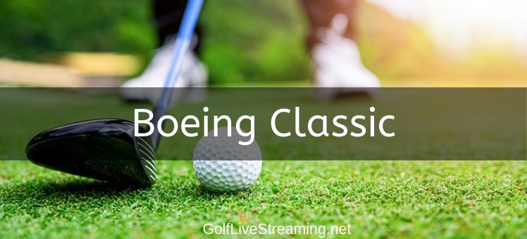 Boeing Classic 2018 Live Stream