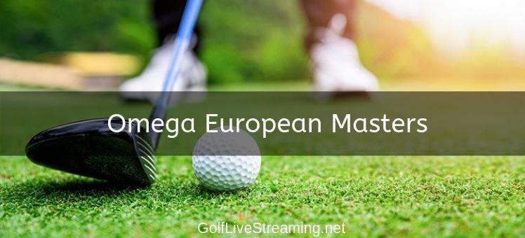 Omega European Masters 2018 Live