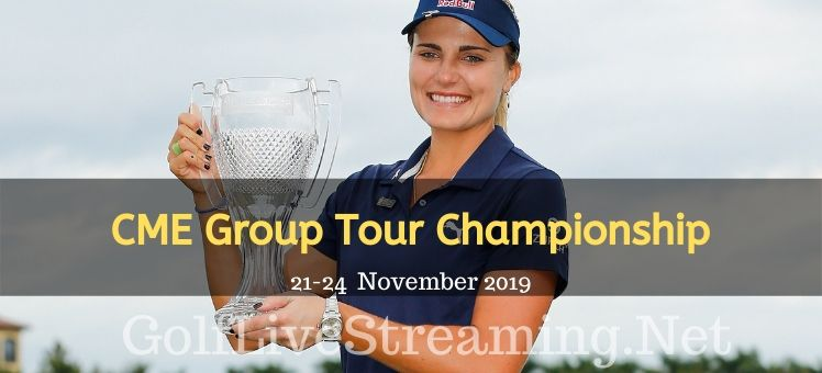 CME Group Tour Championship 2018 Live