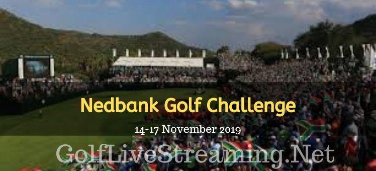 Nedbank Golf Challenge 2018 Live