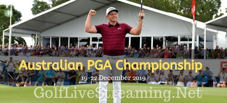 Watch Australian PGA Championship Live