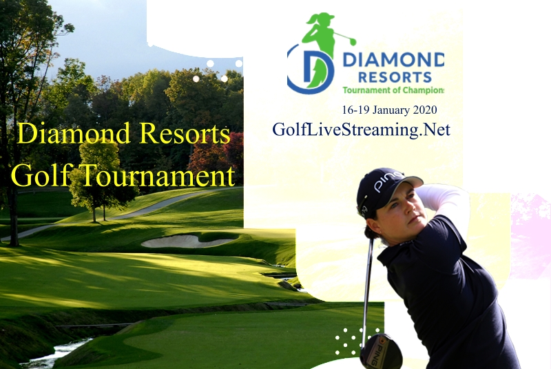 Diamond Resorts Golf Tournament 2019