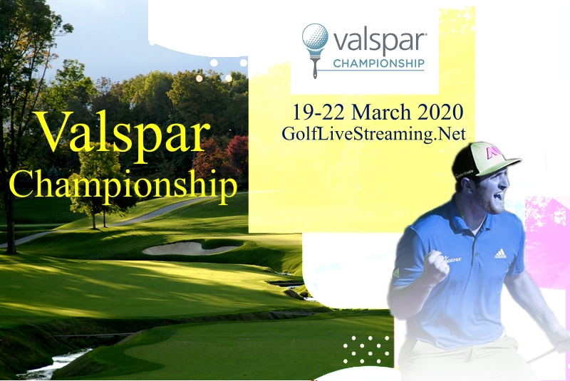Valspar Championship 2018 Live Stream
