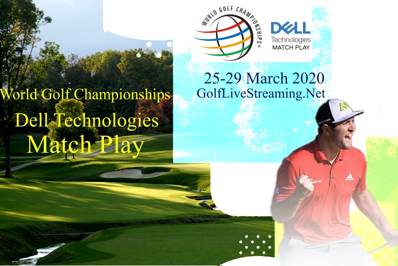 WGC-Dell Technologies Match Play Live Stream