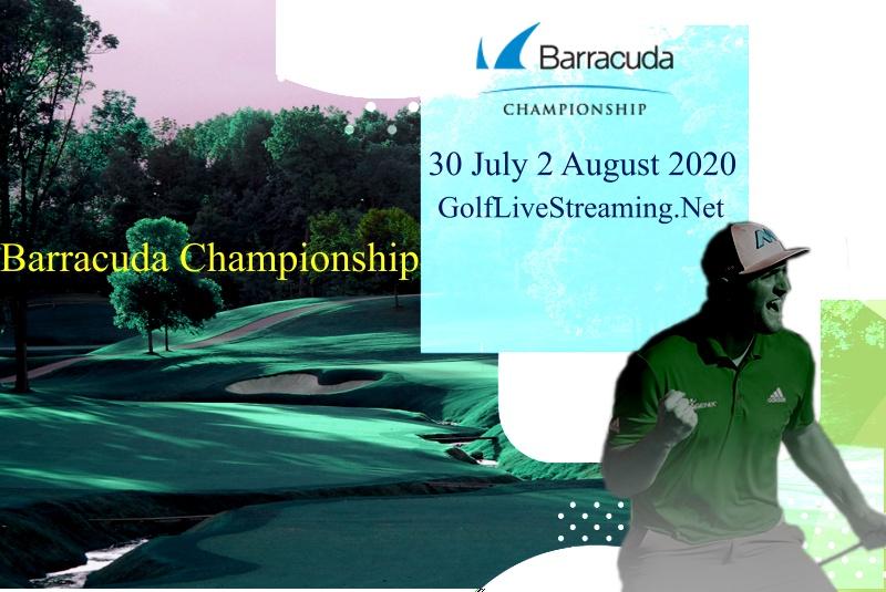 Barracuda Championship 2018 Live Stream