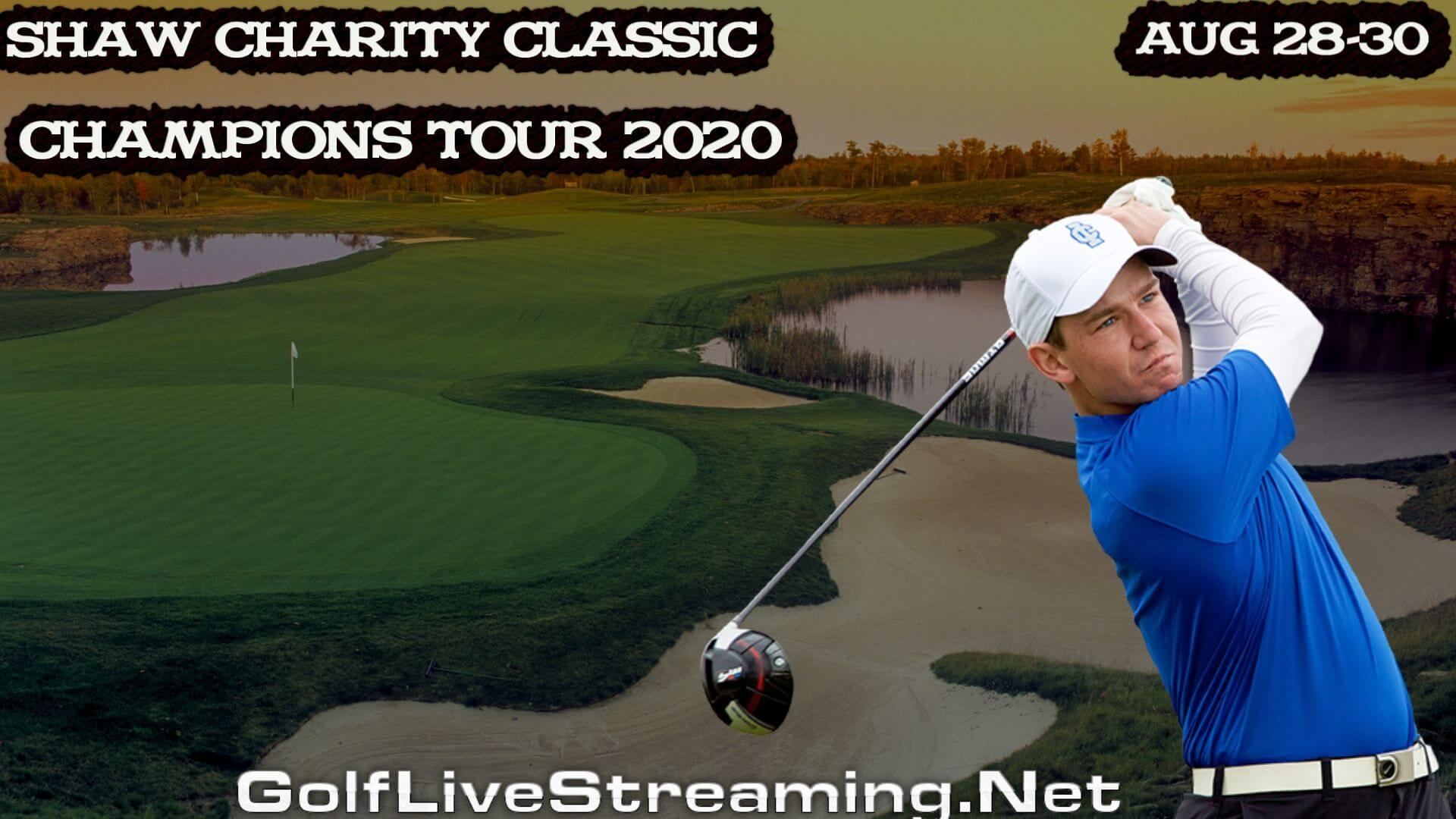 Watch Shaw Charity Classic 2018 LIVE STREAM