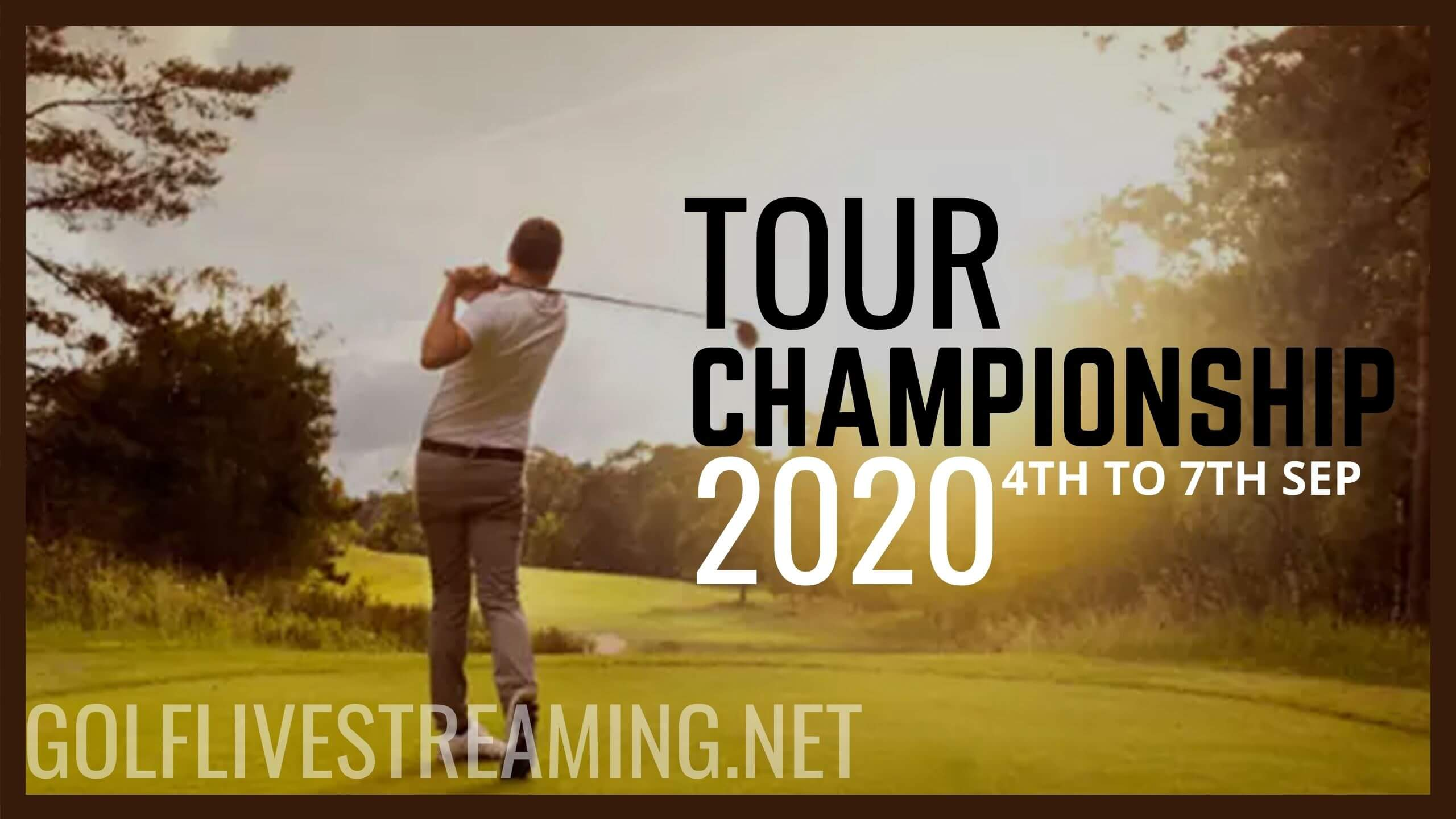 TOUR Championship 2016 Live Streaming