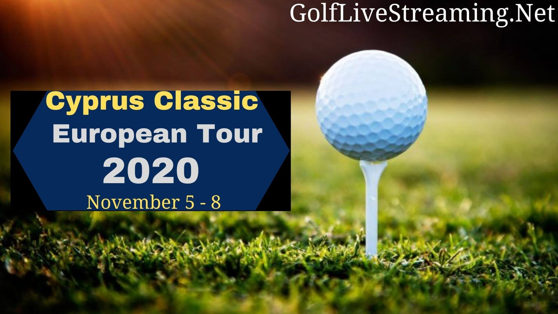Cyprus Classic Golf Tournament Live Stream