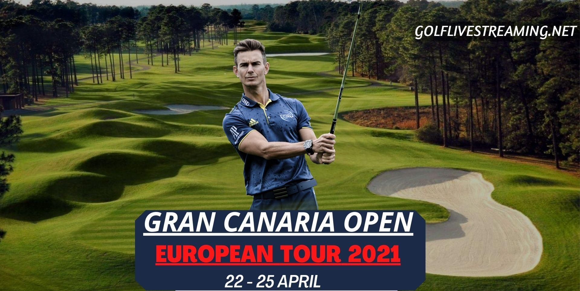 Gran Canaria Open Golf Live Stream