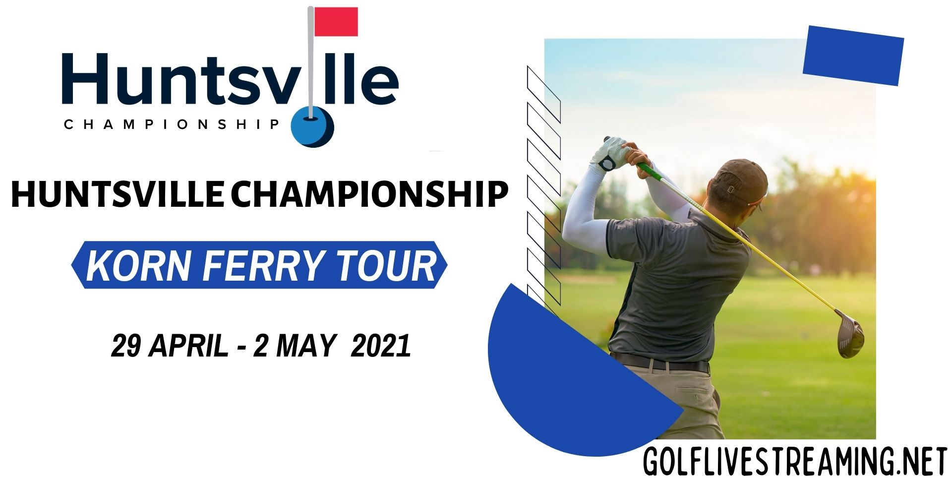 Huntsville Championship Golf Live Stream