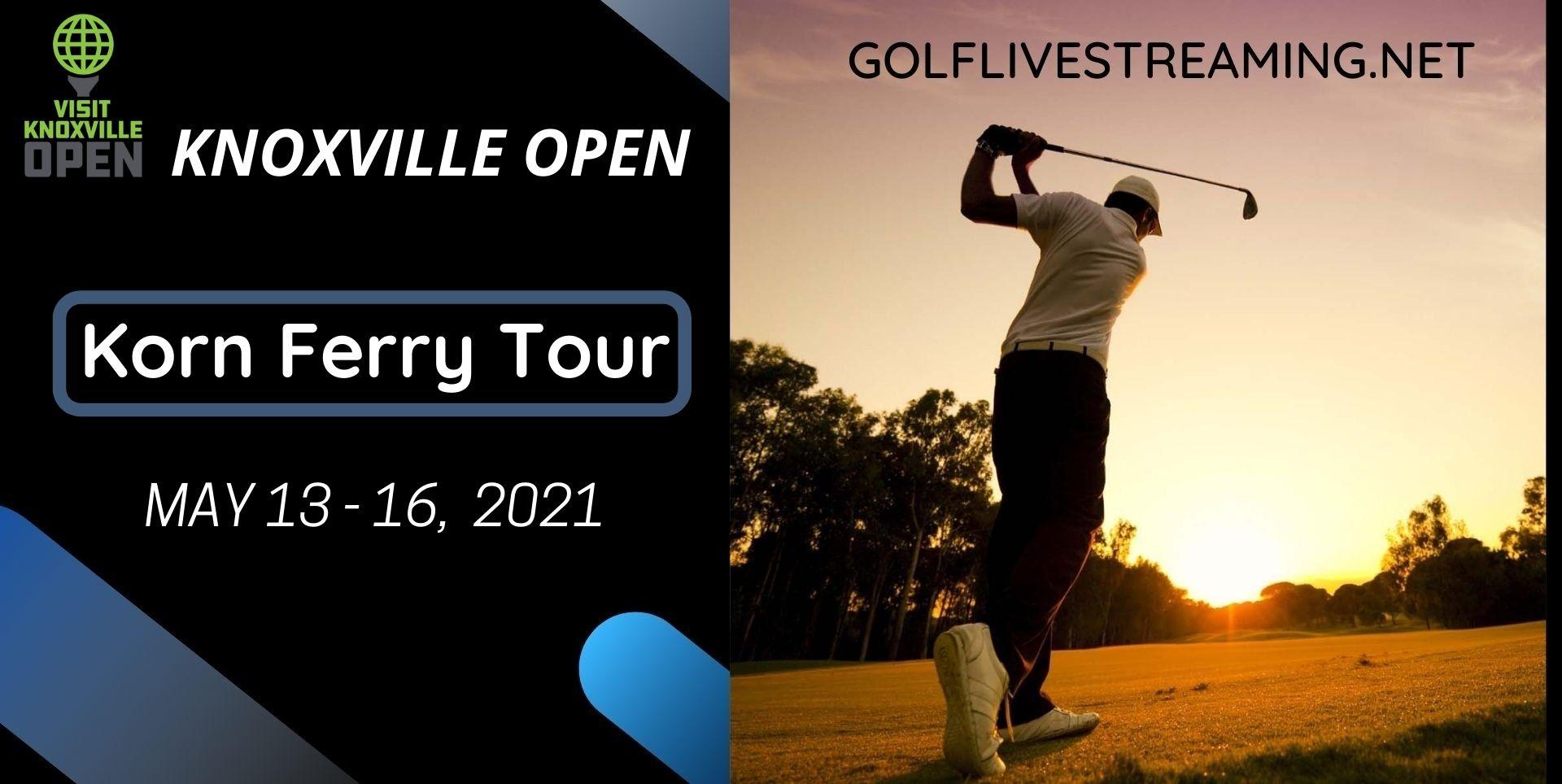 Knoxville Open Korn Ferry Golf Live Stream