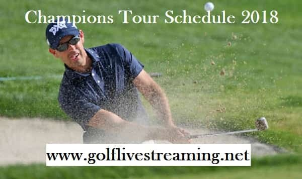 Champions Tour Schedule 2018