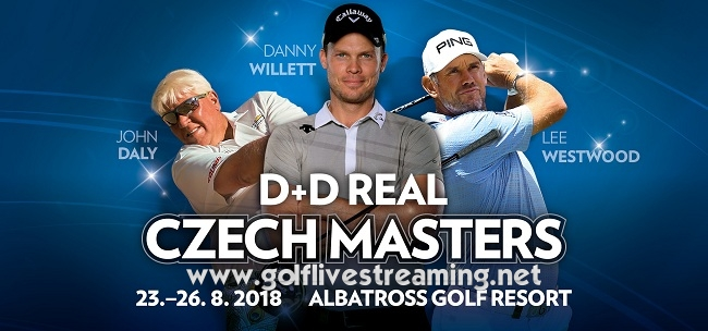 D+D Real Czech Masters 2018 Live Stream