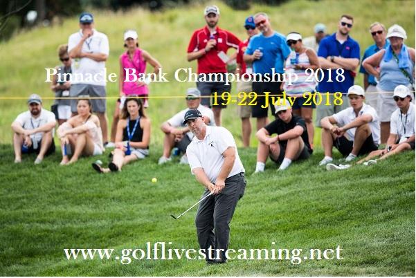 Pinnacle Bank Championship 2018 Live