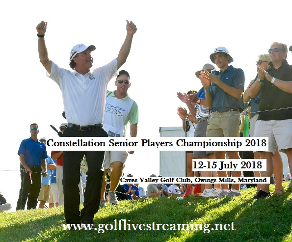 Senior Players Championship 2018 Live Stream