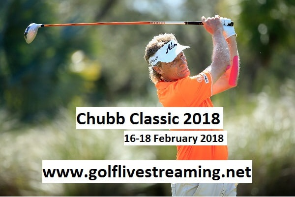 Watch Chubb Classic 2018 Live