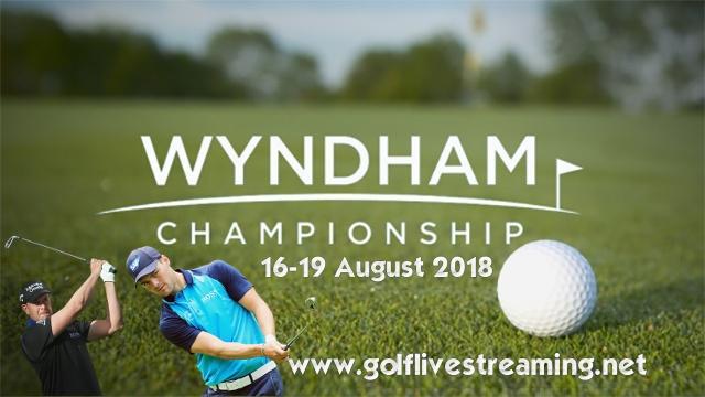Wyndham Championship 2018 Live Stream