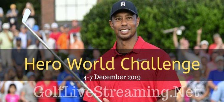 Hero World Challenge Round 3 Live Stream